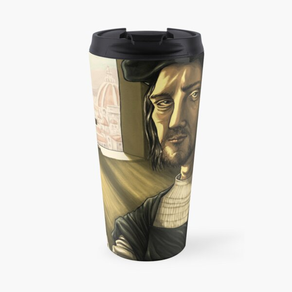 Machiavelli's The Prince Travel Mug