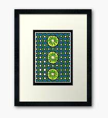 Kiwi Tingle Framed Print