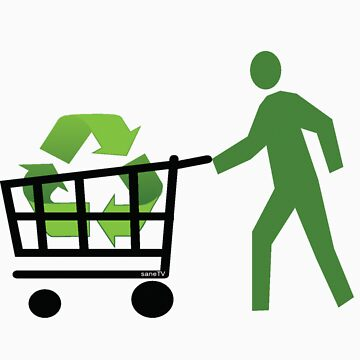 Green Shopper by saneTV
