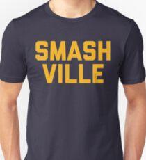 Smashville - Nashville Hockey Unisex T-Shirt