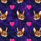 Nebulicious Abyssinian Love by Danelle Malan