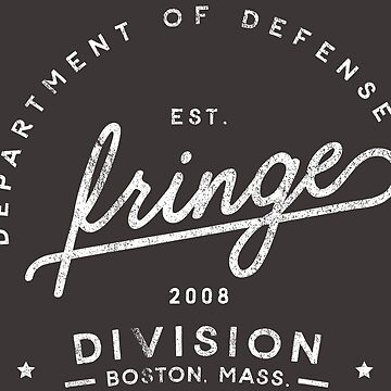 Fringe Division by subject13fringe