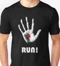 Run! - Logan's Run Life Clock Unisex T-Shirt