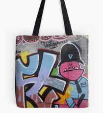Old School Graffiti, Hackney Wick, London Tote Bag