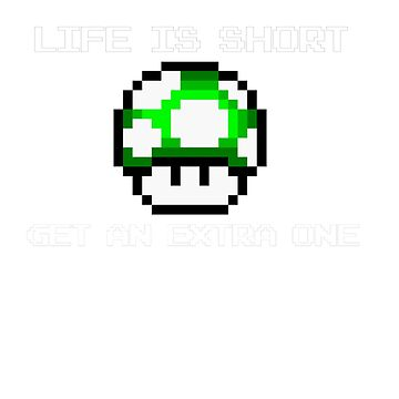 Extra Life by Giygas666