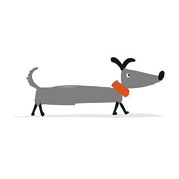 Dog by Kudryashka