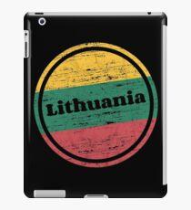 Lithuania iPad Case/Skin