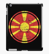 Macedonia iPad Case/Skin