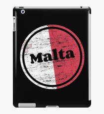 Malta iPad Case/Skin