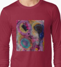 Abstract Intuition Long Sleeve T-Shirt