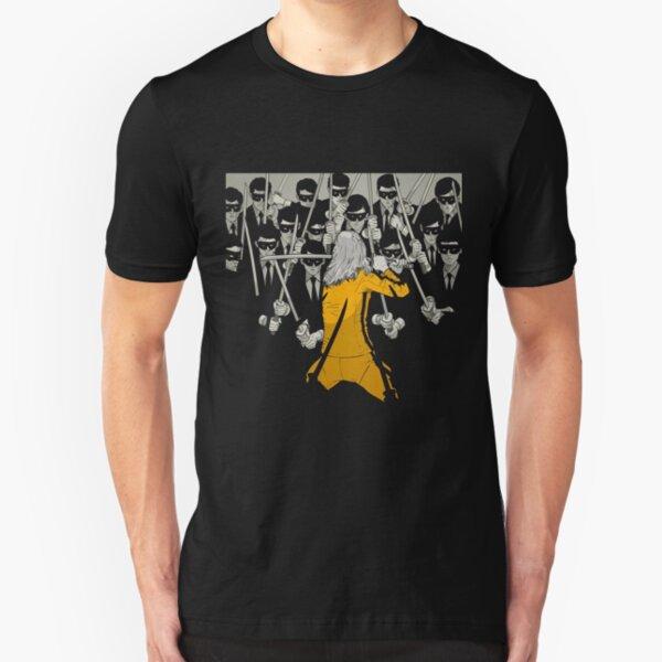 Kill The Bill Slim Fit T-Shirt