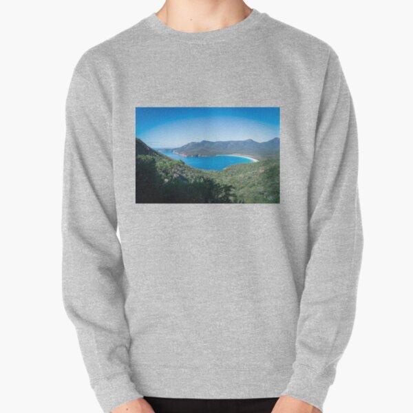 Wineglass Bay, Freycinet National Park, Tasmania Pullover Sweatshirt