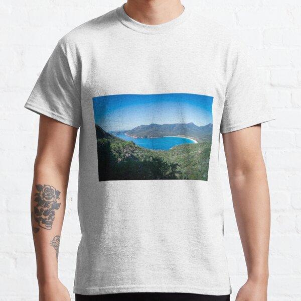 Wineglass Bay, Freycinet National Park, Tasmania Classic T-Shirt