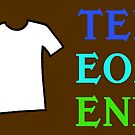 Tee Eon End – Two by alannarwhitney