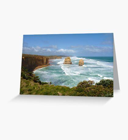 Great Ocean Road Victoria Australia # 9 Greeting Card