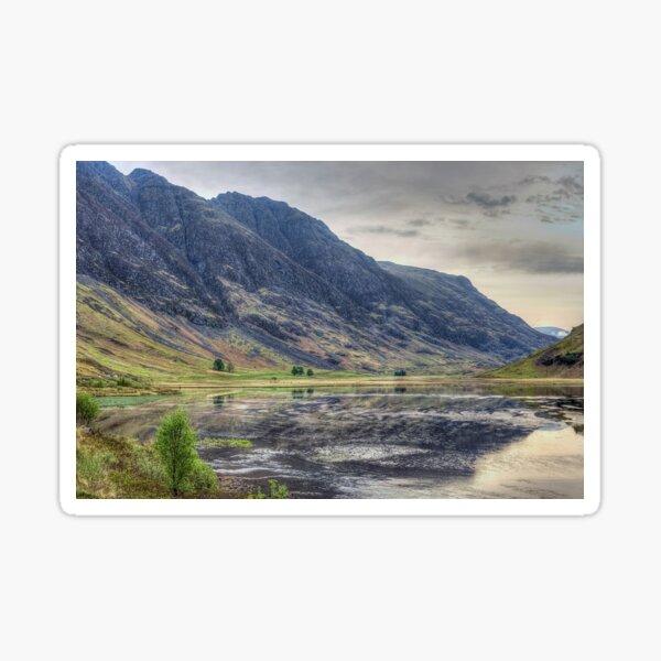 Glencoe Scotland Sticker
