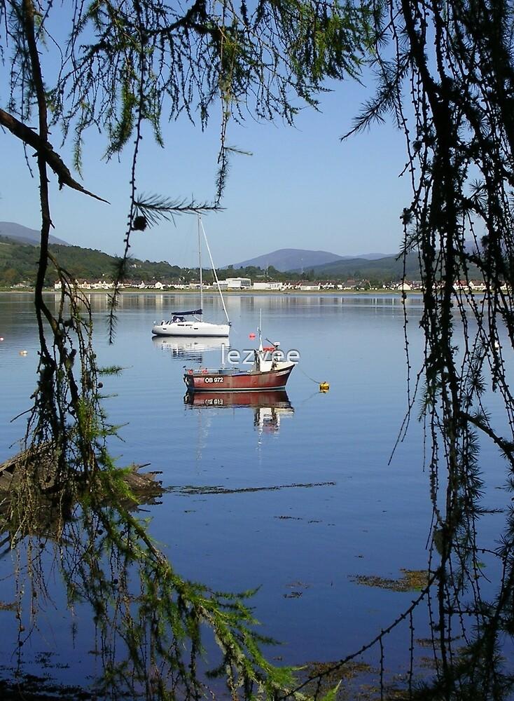 Loch Linnhe  by lezvee