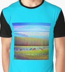 Seasons Graphic T-Shirt