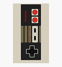 nintendo controler Photographic Print