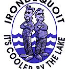 Irondequoit: It's Cooler by the Lake V2 by manyhats