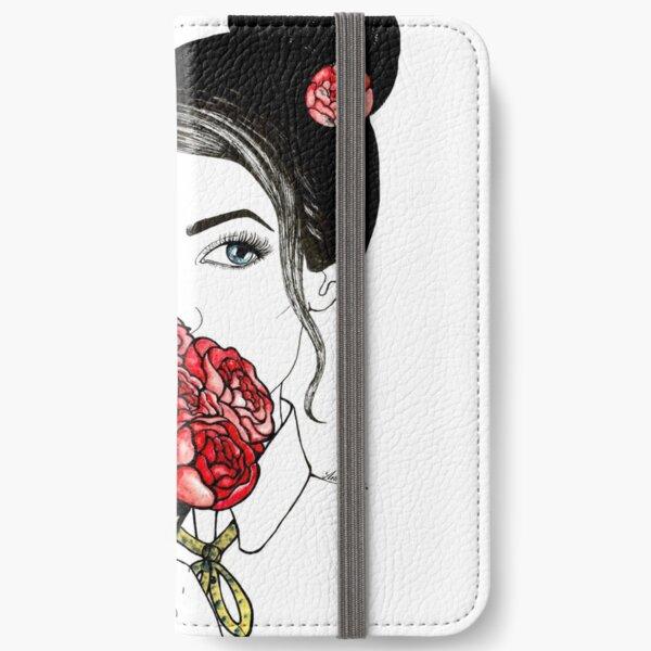 Love Paris  iPhone Wallet