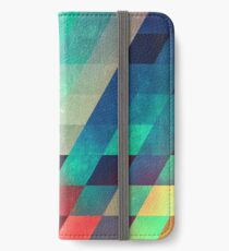 whw nyyds yt iPhone Flip-Case/Hülle/Skin