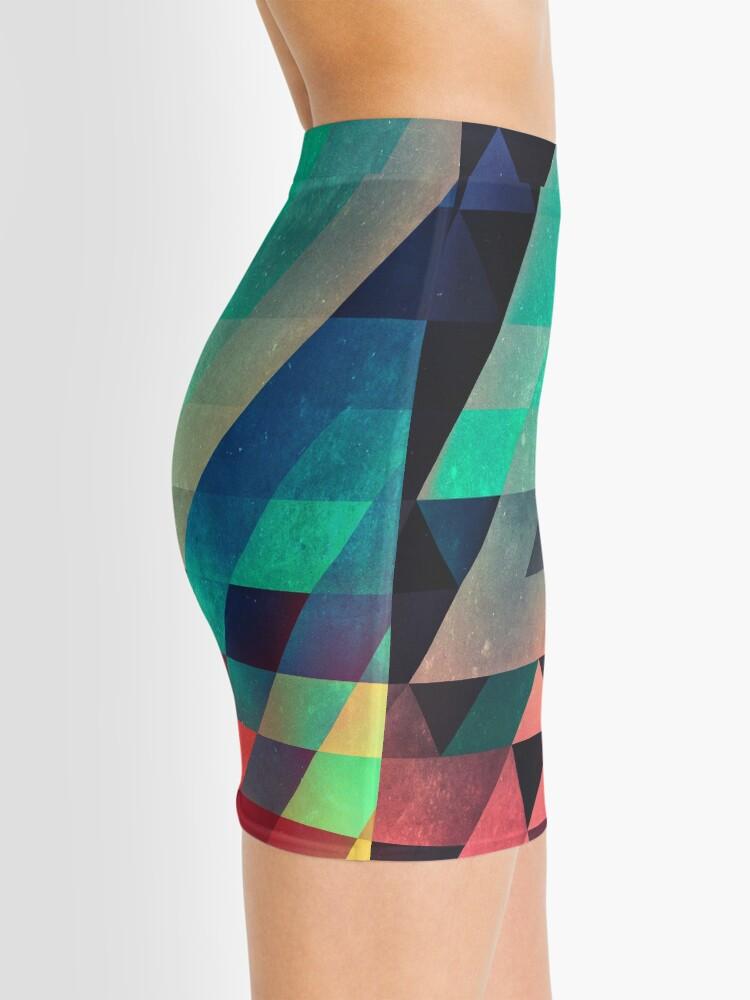 Alternate view of whw nyyds yt Mini Skirt
