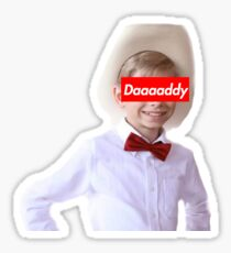Yodel Boi Supreme Sticker
