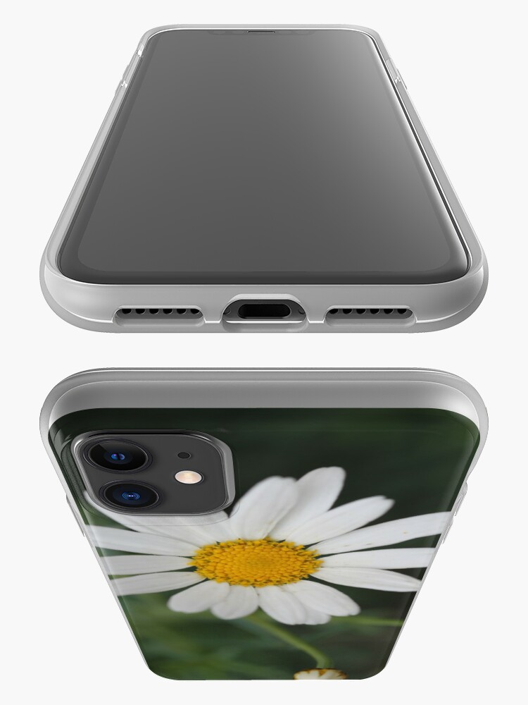 Alternate view of White Daisy  iPhone Case & Cover