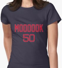 Mookie - Boston Women's Fitted T-Shirt