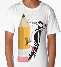 Nice and sharp Long T-Shirt