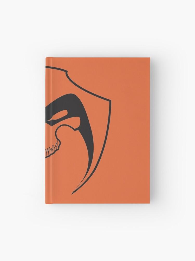 Zartan Logo GI Joe Cobra Dreadnoks   Hardcover Journal