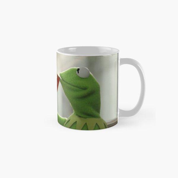 Kermit Sipping Tea Classic Mug