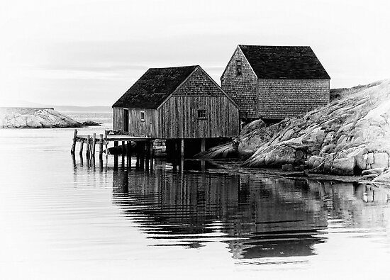 Peggy's Cove by TheNatureOfThings