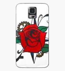 Steampunk Rose Case/Skin for Samsung Galaxy