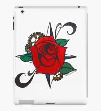Steampunk Rose iPad Case/Skin