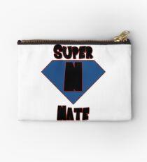 Super Nate! Studio Pouch