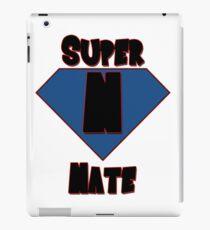 Super Nate! iPad Case/Skin
