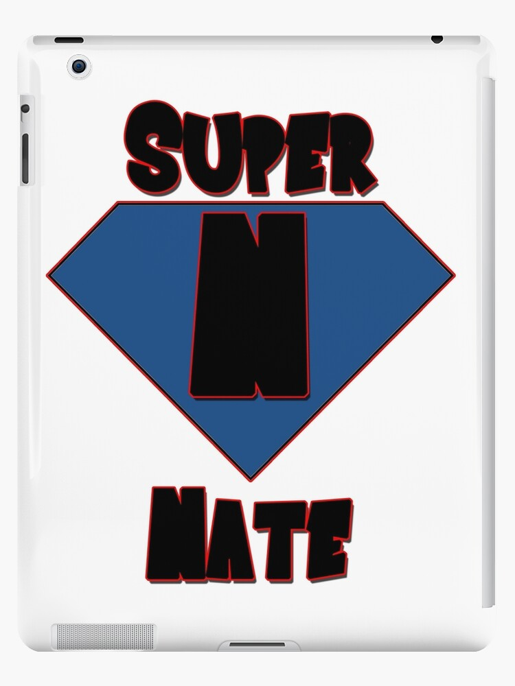 Super Nate! by MsThomEGemcity
