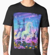 Unicorn Cavern Men's Premium T-Shirt