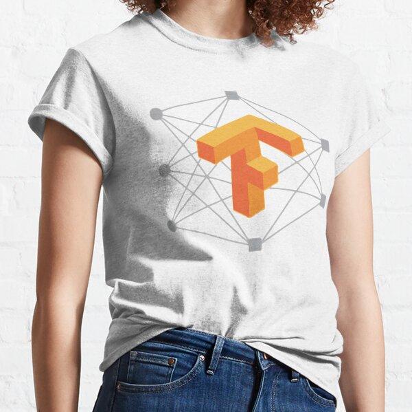 Tensorflow sticker Classic T-Shirt