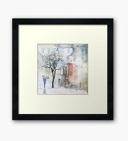 Dust of Snow Framed Print