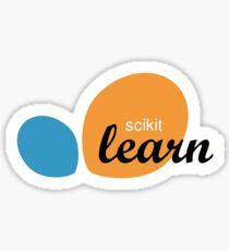 Scikit-learn Sticker