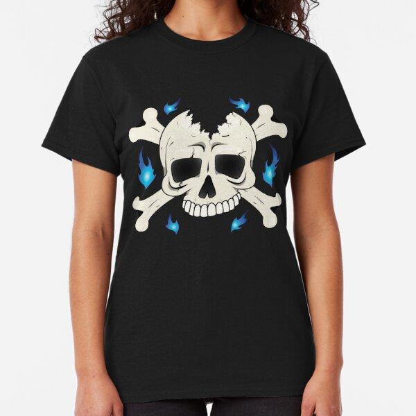 Broken Skull Classic T-Shirt