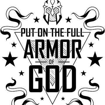 Armor of God by isrealrod