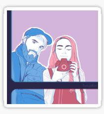 Melix Sticker