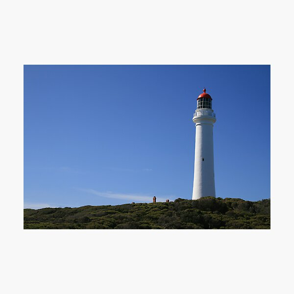The Majestic Lighthouse at Aireys Inlet Photographic Print