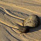 Sandy Rocks by JeremyF