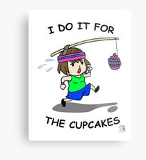 I do it for the Cupcakes Metal Print