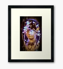 The Face of Midway Framed Print